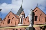 Malbork. Figura Matki Boskiej przy kościele św. Jana Chrzciciela zostanie odnowiona