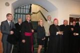 Opłatkowe spotkanie z biskupem w Zakładzie Karnym w Inowrocławiu [zdjęcia]