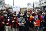 Trwa protest przed siedzibą Ordo Iuris. Kobiety nie odpuszczają