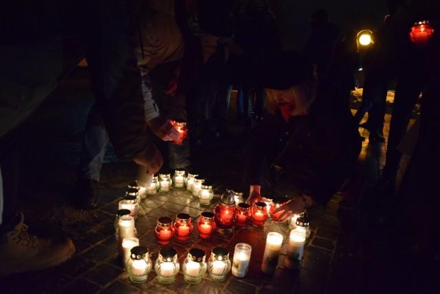 Manifestacja w Szczecinku