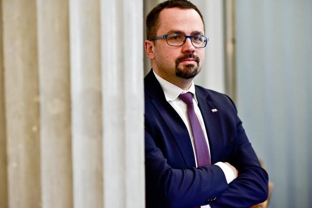 Marcin Horała, kandydat na prezydenta Gdyni