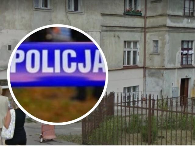 Co było przyczyną śmierci 19-latka z Grudziądza? Wyjaśni policyjne śledztwo pod nadzorem prokuratury. Do zgonu doszło w kamienicy przy ul. Toruńskiej 33.