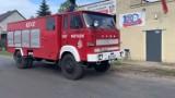 Strażacki star z OSP Nastazin przekazany na Ukrainę