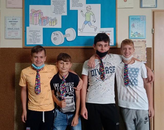 Dzień chłopaka 2020 w szkołach w gm. Rozprza, Gorzkowice, Moszczenica