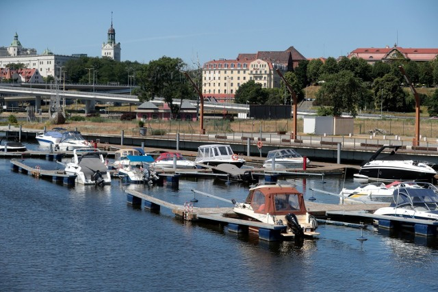 Marina Szczecin