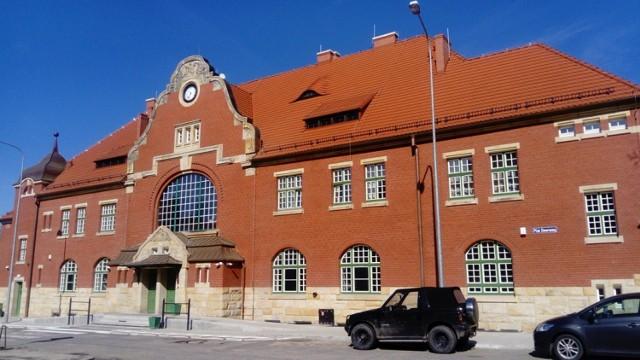 Dobiega końca remont dworca w Chojnowie