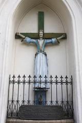 Wambierzyce: Dziewczyna o twarzy Chrystusa