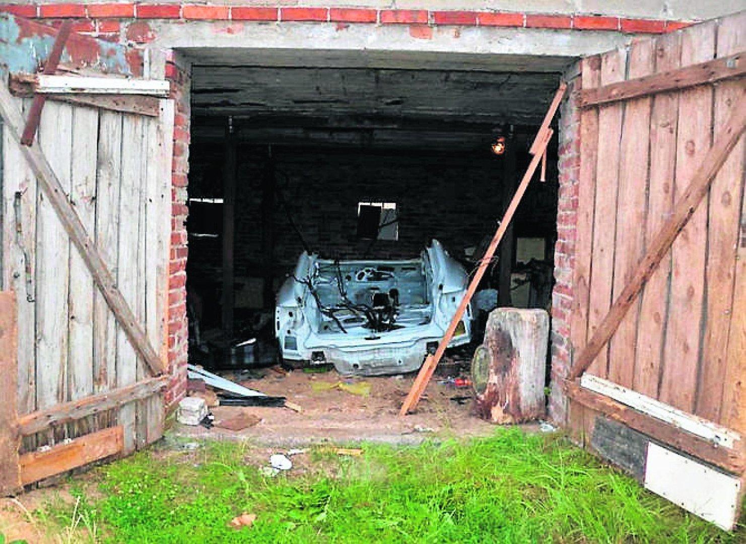 Ukradł Audi A5 Za 190 Tys Złotych Jego Części Znaleziono Pod