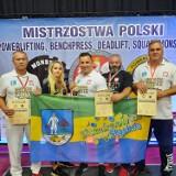 Siemianowiczanie wrócili z medalami z Mistrzostw Polski w Wyciskaniu Sztangi Leżąc