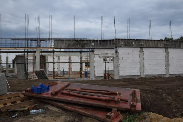 W Nowej Soli buduje się restauracja MCDonald's. Obiekt ma być gotowy na przełomie listopada i grudnia