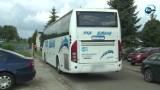 Pseudokibice Lechii Gdańsk zaatakowali autobus [WIDEO]