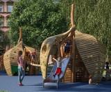 Taki plac zabaw w centrum Kołobrzegu już wkrótce. Miasto ogłosiło przetarg