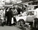 Syrena, trabant, kultowy maluch...Czym w PRL-u jeździli oleśniczanie?