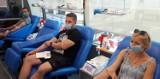 Udana akcja krwiodawstwa w Zbiersku. Podzielili się najcenniejszym lekiem. ZDJĘCIA