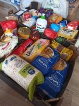 Mieszkańcy gminy Bukowsko pomogli potrzebującym. Przekazali łącznie 170 kg żywności