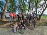 Kąkolewo: Posprzątali kolejny fragment swojej miejscowości
