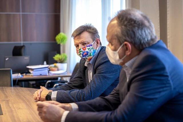 Prezesi Wielospecjalistycznego Szpitala Wojewódzkiego w Gorzowie Wlkp. mają koronawirusa