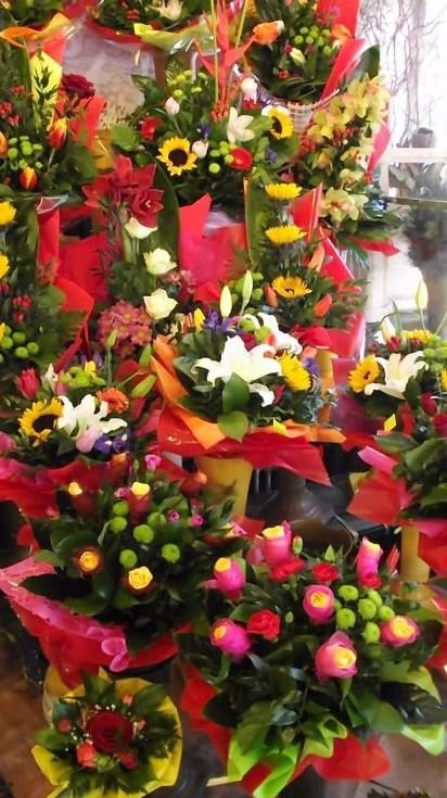 Jakie Kwiaty Kupić Na Walentynki Naszemiastopl