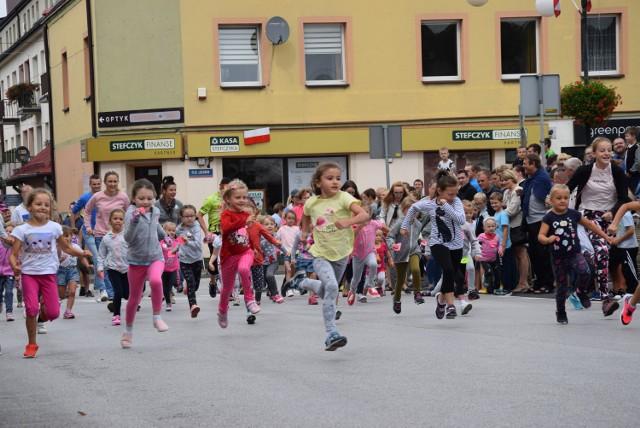 W ubiegłym roku w biegu wzięło udział blisko pół tysiąca zawodników