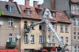 Tragiczny pożar w Grudziądzu. Zginęła 94-letnia kobieta [zdjęcia]