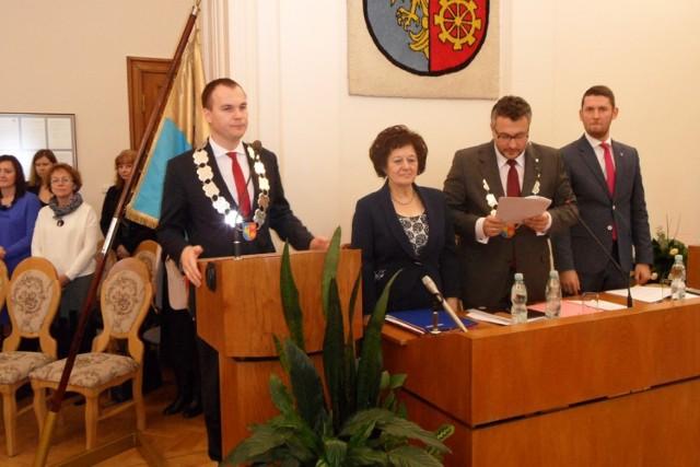 Sesje Rady Miejskiej Świętochłowice. Pierwsza sesja radnych w kadencji 2014-2018