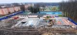 W Kraśniku powstanie nowoczesna pływalnia. Stary budynek został wyburzony. Zobacz zdjęcia