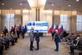 Policjanci z Mielca odznaczeni przez Ministra Spraw Wewnętrznych i Administracji