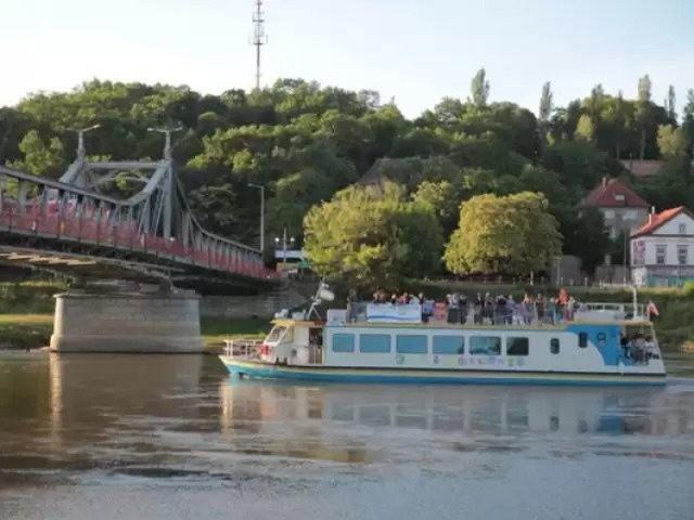 Najprawdopodobniej Zefira w Krośnie Odrzańskim już nie zobaczymy, chyba że gmina zdecyduje się na zakupienie statku.