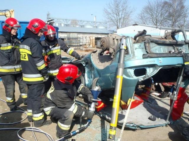 podłączenie strażaka zorganizowano dużą letnią konkurencję