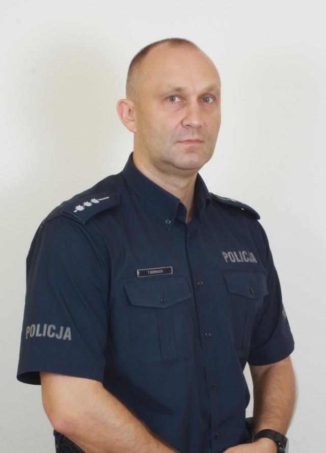 Dzielnicowy z Jastrzębia-Zdroju zatrzymał pijanego kierowcę. Brawo st. asp Tomasz Biernacki