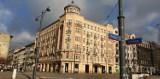 """""""Hotel Polonia"""" już w sprzedaży jako  """"Polonia Residence"""". Do kupienia 70 mieszkań w samum centrum Łodzi"""
