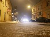 Ostrzeżenie dla woj. lubelskiego. Na drogach i chodnikach będzie bardzo ślisko!