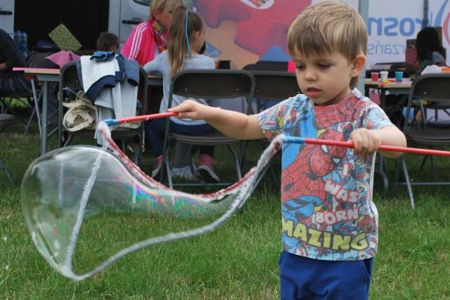 Lato w mieście - akcja z szeregiem atrakcji dla dzieci i młodzieży, organizowana w Krośnie Odrzańskim i okolicy.
