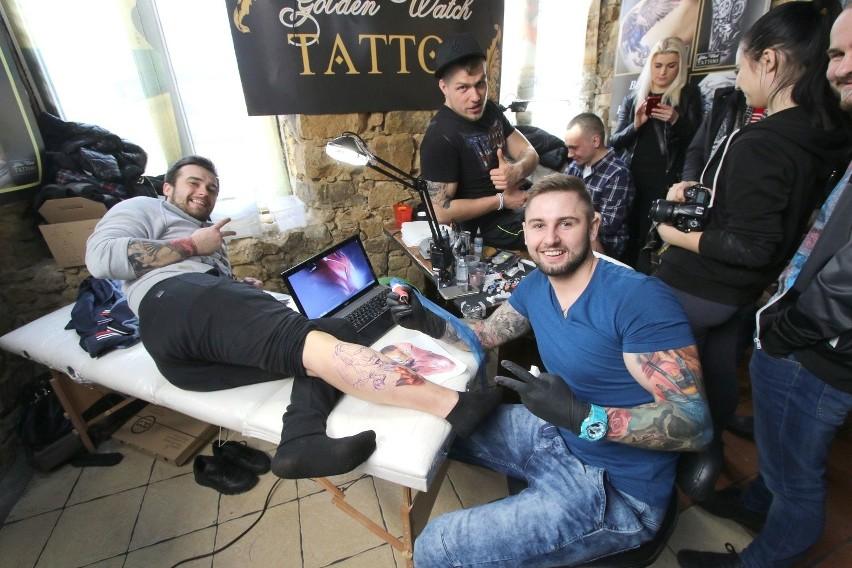 Tattoo Show W Kielcach Działo Się Zdjęcia Warszawa