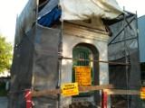 Kapliczka św. Nepomucena w Mikulczycach w remoncie [ZDJĘCIA]