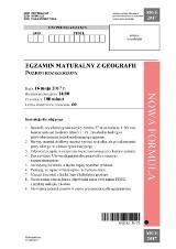 Matura 2017 - geografia rozszerzona [klucz odpowiedzi, arkusze pdf]