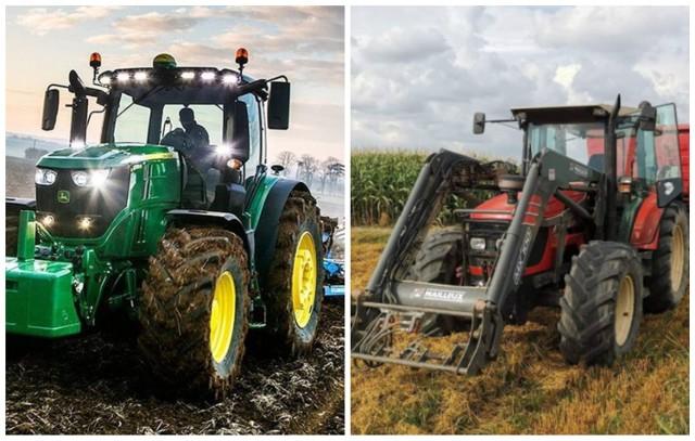 Przejdź do galerii i zobacz, jakie traktory można zobaczyć na wsiach w woj. lubelskim, a także w całej Polsce.