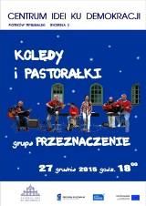 Dziś koncert kolęd i pastorałek w Centrum Idei ku Demokracji w Piotrkowie