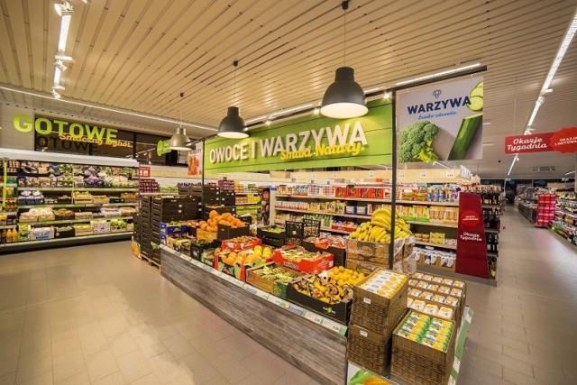Tak wygląda piąty sklep sieci Aldi w Bydgoszczy od środka