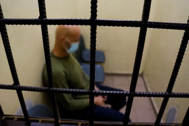 Bytomscy policjanci zatrzymali mężczyznę, który ugodził nożem 39-latka.Teraz grozi mu nawet dożywocie.