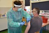 Grodzisk: Ponad 1000 osób zaszczepiono w punkcie szczepień powszechnych