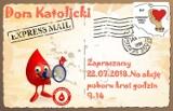Akcja poboru krwi w Zbąszyniu, już w niedzielę 22 lipca. Kto może zostać krwiodawcą?