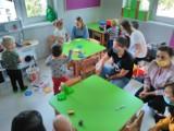 Gotowy! Klub Malucha w Szczańcu już cieszy miejscowe dzieciaki. Ale także rodziców