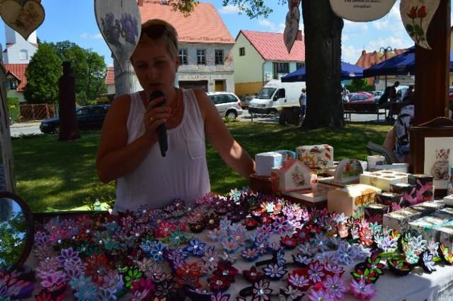 Festiwal Rękodzieła Krainy Łęgów Odrzańskich w Rudnej