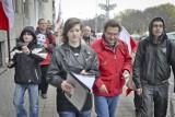 Fiasko protestu przeciwko ACTA [zdjęcia]