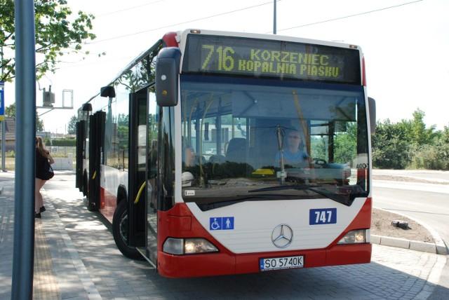 Autobusy linii 716 wróciły na swoją trasę Zobacz kolejne zdjęcia/plansze. Przesuwaj zdjęcia w prawo - naciśnij strzałkę lub przycisk NASTĘPNE