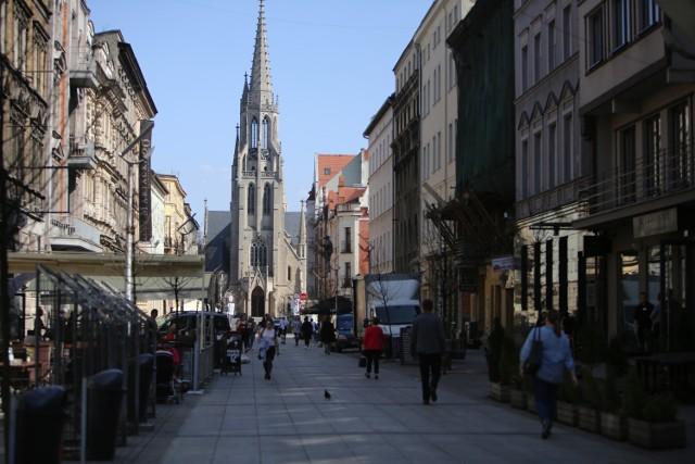 Mariacka w Katowicach