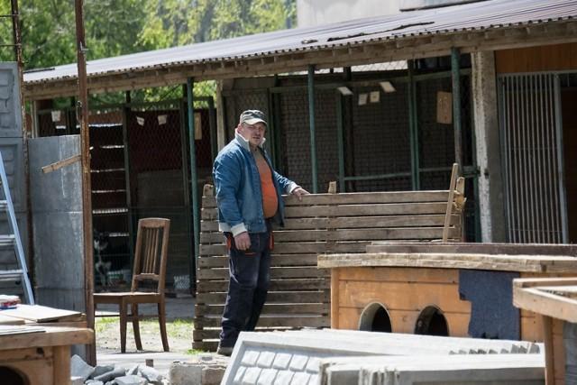 Schronisko dla zwierząt w Skierniewicach modernizuje się