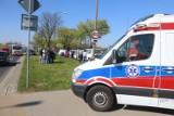 Kraków. Pijany mężczyzna zaatakował ratownika medycznego
