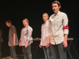 Teatr pełen emocji w wykonaniu uczniów szamotulskiej szkoły